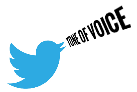 social media tone of voice image